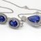 01. Tanzanite necklaces and rings