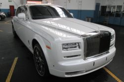 PVA Sells Rolls Royce Phantom and Announces Year-End Car Auction